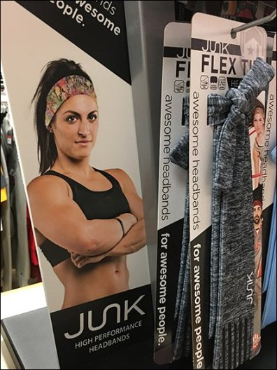 Junk High Performance Headband Stand 2