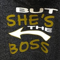 She's The Boss Do-It-Yourself Lag Bolt Faceouts