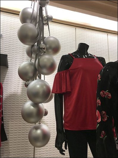 Silver Christmas Ball Ornaments At Macys