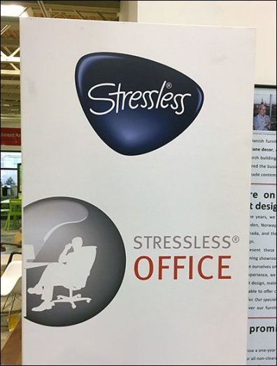 Stressless Imagine Office Lifestyle Sell