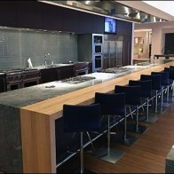 Sub-Zero Showroom Cooking Class Center