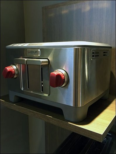 Sub-Zero Showroom Wolf Gourmet Appliances