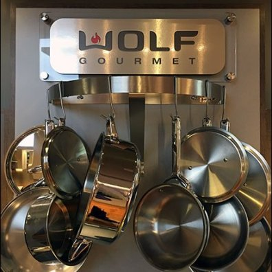 Sub-Zero Showroom Wolf Gourmet Cookware