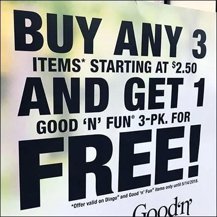 Buy 3 get 4, Buy 9 get 12 BOGO Upgrade