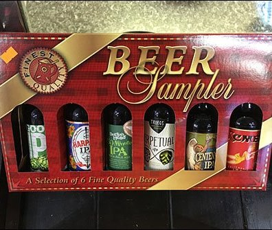 Deli Case And Beer Sampler Cross Sell