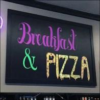 Goldsteins Deli Breakfast Pizza
