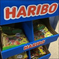 Haribo Half PowerWing Promotion Feature