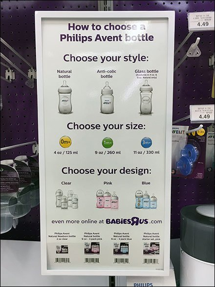 How To Choose A Baby Bottle by Avent