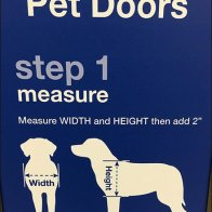 How to Correctly Size A Pet Door