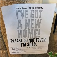 I've Got A New Home Sold Tag Aux