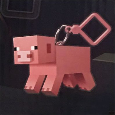 Minecraft Cubist Gravity Feed Dispenses Hangers