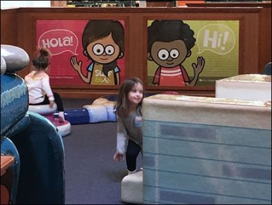 Multilingual Playground at King of Prussia Mall