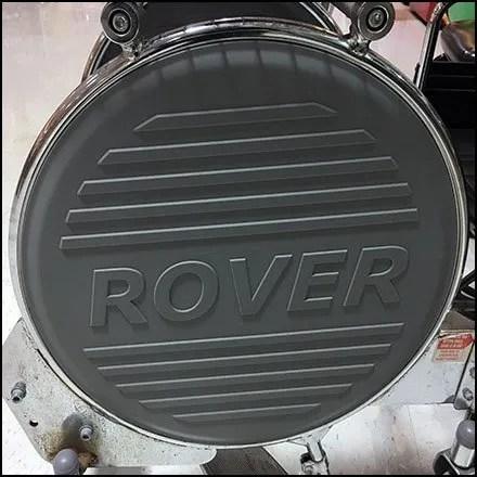 Rover Wheelchair Handicapped Shopping Cart