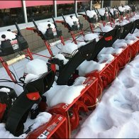 Troy Snowblowers Snowed In For Winter