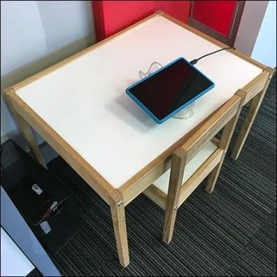 Verizon iPad Tablet Playground Feature