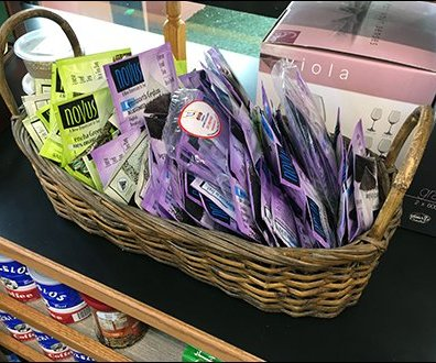 Arenie Novus Loose Leaf Tea In A Tea Bag Merchandising