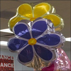 Balloon Bouquet at Dress Barn Feature