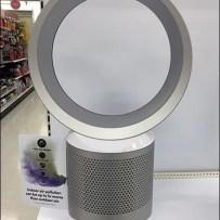Dyson Cool Link Filter Fan Endcap Display