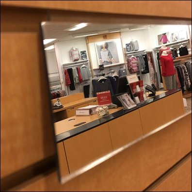 Linear Slit Mirror For Sunglass Sales AUx