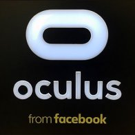 Oculus HeadsetEndcap Billboard Display Logo