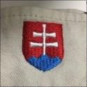 Polish Slovak Personalized Embroidered Visor Upgrade