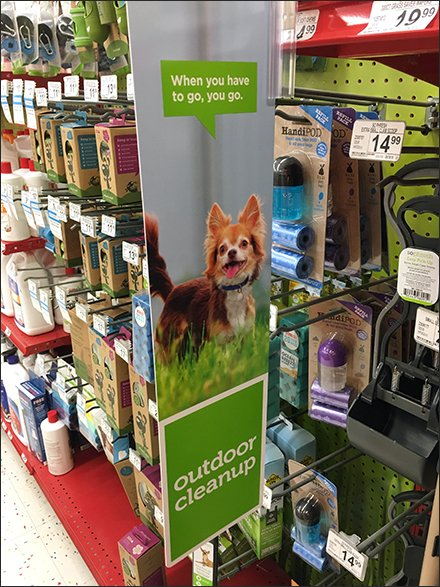 Outdoor Pet Cleanup For When You Have To Go