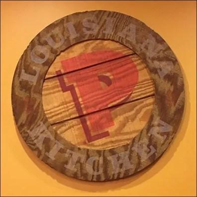 Popeyes Logo Circular