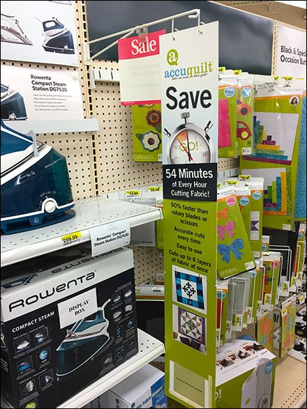 Selling Benefit Aisle Invader Sign Promotion