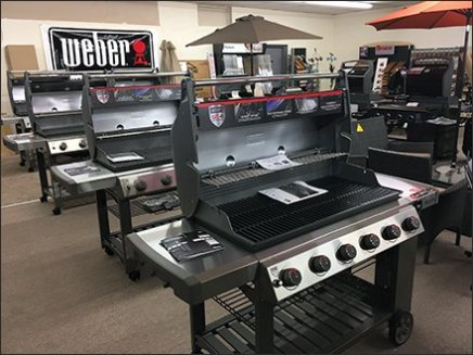 Weber Grill Departmental Banner Brands 1