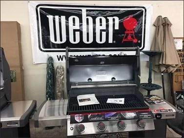 Weber Grill Departmental Banner Brands 3