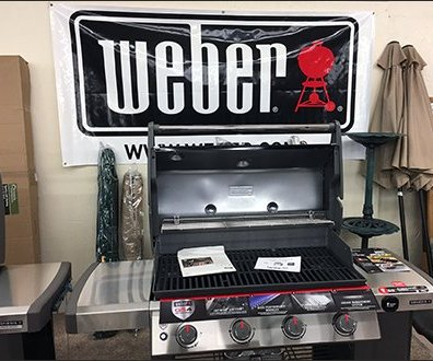 Weber Grill Departmental Banner Brands 3