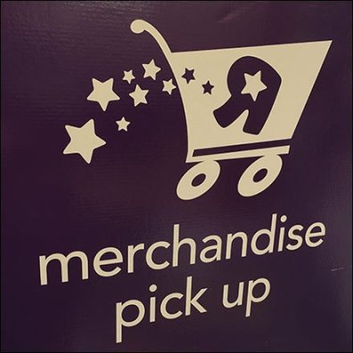 Babies R Us Online Merchandise Pickup In-Store Feature