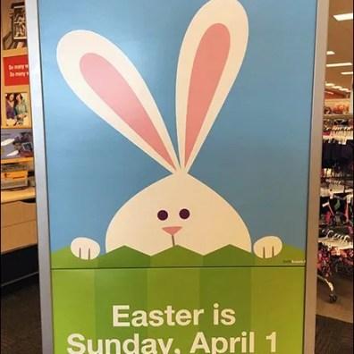 Bunny Selfie For Easter Promotes #TargetFun