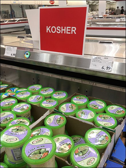 Kosher Category Definition For Cole Slaw