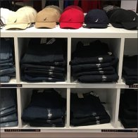 Apparel Cubicals Fly The Nautica Banner