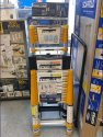 Extendable Ladder Display Rack By Extend+Climb