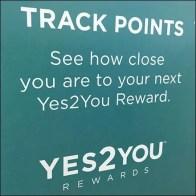 Kohls Mobile App Sign 1, Track Points Feature