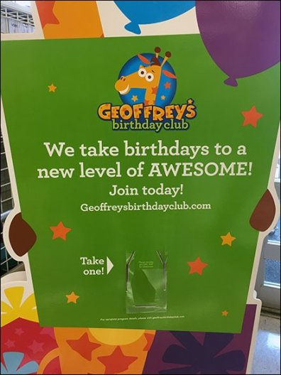 Make Birthday Party Reservations Early