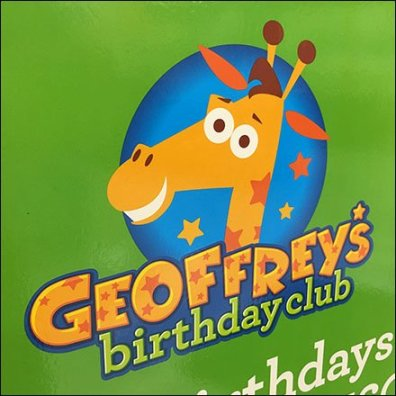 Make Birthday Party Reservations Early Feature