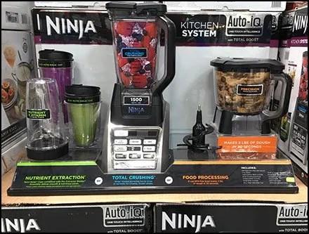 Ninja Blender Pre-Printed Inserts