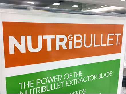 NutriBullet Blender Benefits In Color