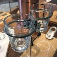 Professional Shot Glass Basketball Feature