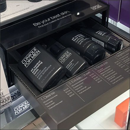 Pull-Out Drawer for Clinique For Men Feature2