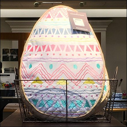 Wire Mesh Easter Egg Basket At Nordstrom