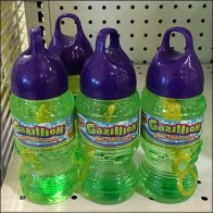 2 Liter Bubble Solution With 8oz Sampler