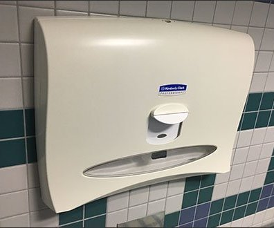 Auto Feed Toilet Seat Cover Dispenser
