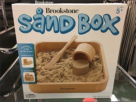 Updated Sandbox Sales By Brookstone