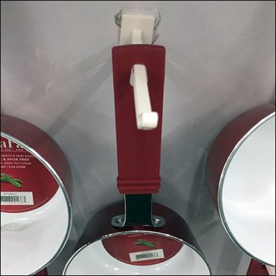 CeraPan Cookware Powerwing Plastic Hook