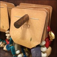Handmade Wood Fashion Jewelry Peg Hooks Feature