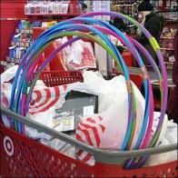Hula Hoop Sales Success Measured By Shopping Cart